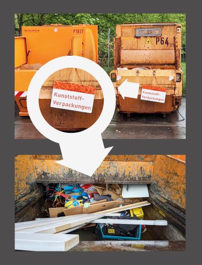 Unternehmen Plastikmüll reduzieren