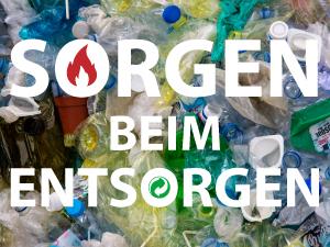 Recycling Problem Entsorgung von Plastikmüll