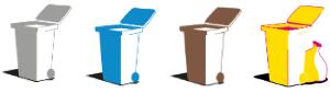 In welchen Müll kommen Verpackungen Mülltrennung